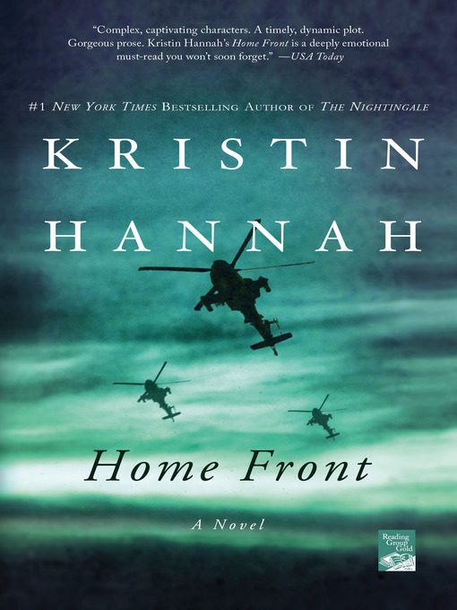 Title details for Home Front by Kristin Hannah - Wait list