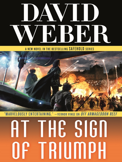 Title details for At the Sign of Triumph by David Weber - Wait list