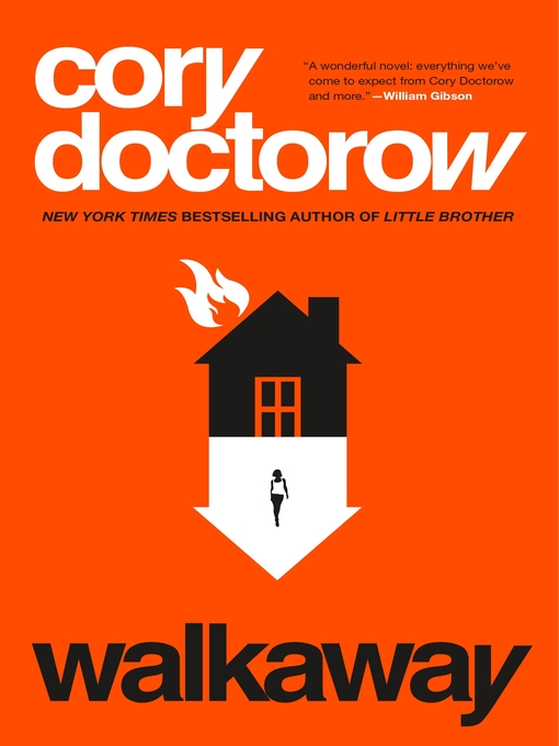 Title details for Walkaway by Cory Doctorow - Wait list