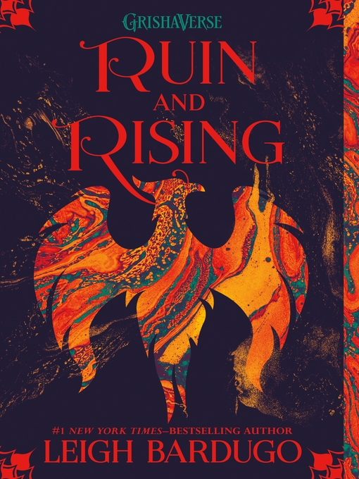 Title details for Ruin and Rising by Leigh Bardugo - Wait list