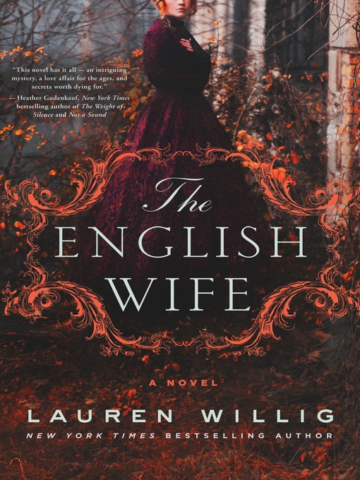 Title details for The English Wife by Lauren Willig - Wait list