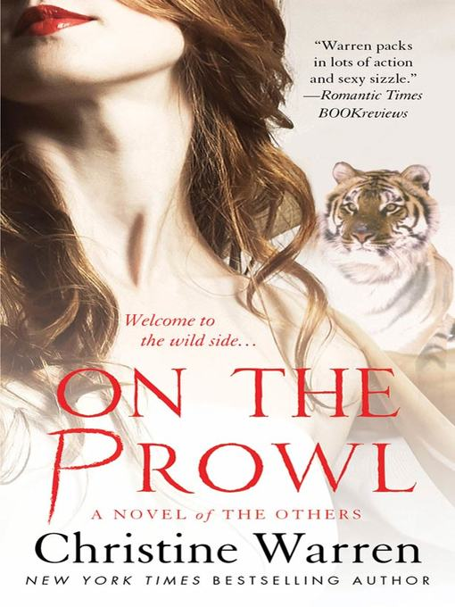 Title details for On the Prowl by Christine Warren - Wait list