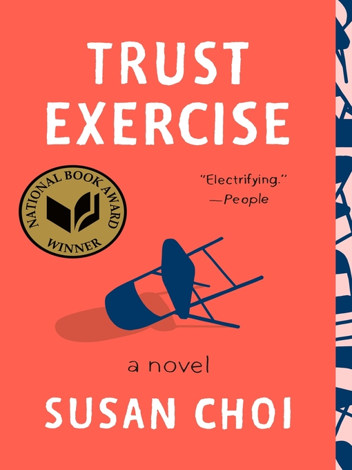 Title details for Trust Exercise by Susan Choi - Wait list