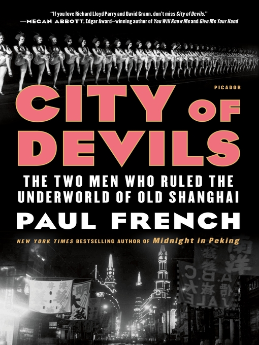 Title details for City of Devils by Paul French - Available