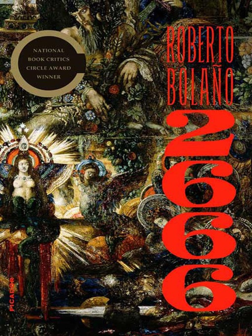 Title details for 2666 by Roberto Bolaño - Wait list