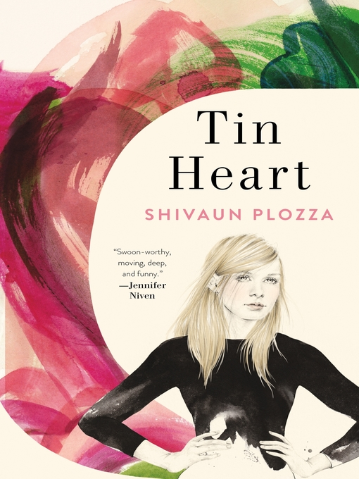 Title details for Tin Heart by Shivaun Plozza - Wait list