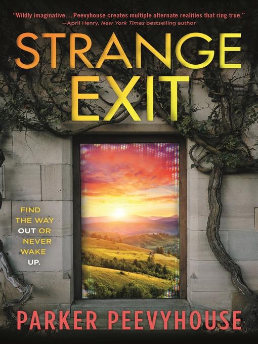 Title details for Strange Exit by Parker Peevyhouse - Wait list