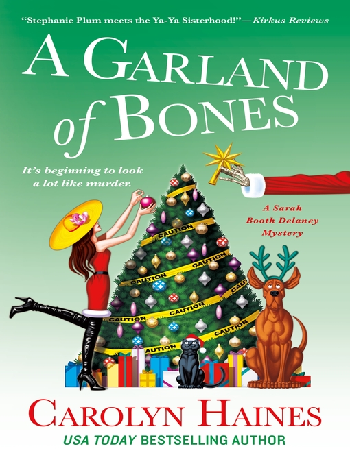 Title details for A Garland of Bones by Carolyn Haines - Available