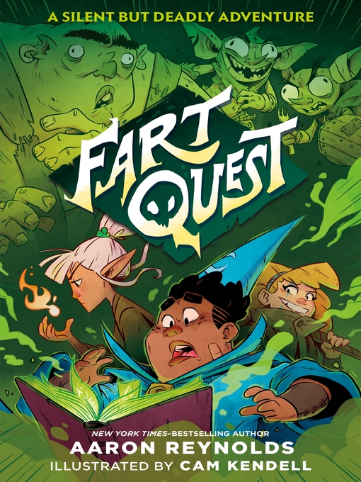 Title details for Fart Quest by Aaron Reynolds - Available