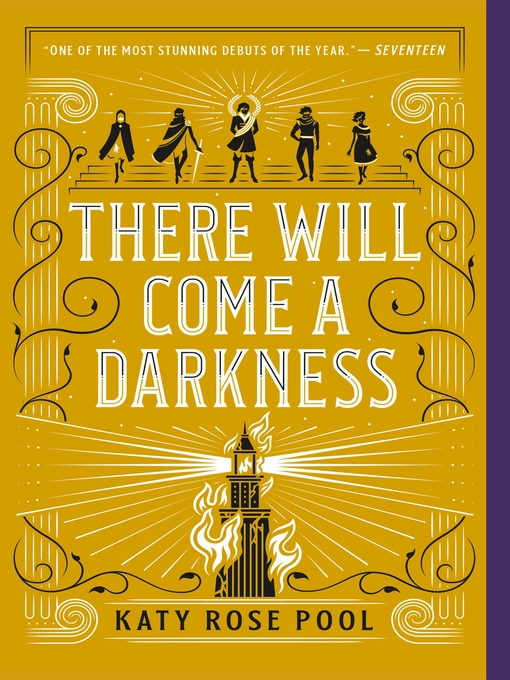 Title details for There Will Come a Darkness by Katy Rose Pool - Available