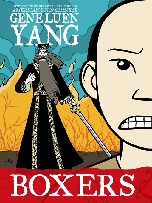 Title details for Boxers by Gene Luen Yang - Available
