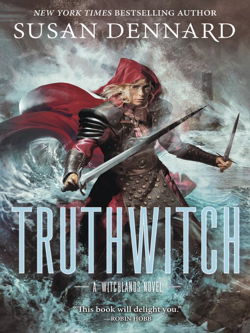 Title details for Truthwitch by Susan Dennard - Wait list