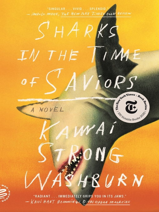 Title details for Sharks in the Time of Saviors by Kawai Strong Washburn - Wait list