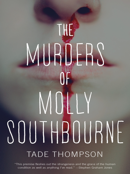 Cover of The Murders of Molly Southbourne