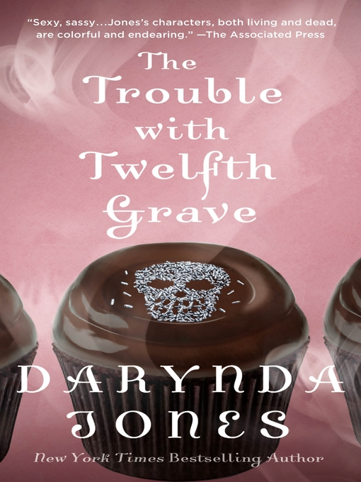 Cover of The Trouble with Twelfth Grave