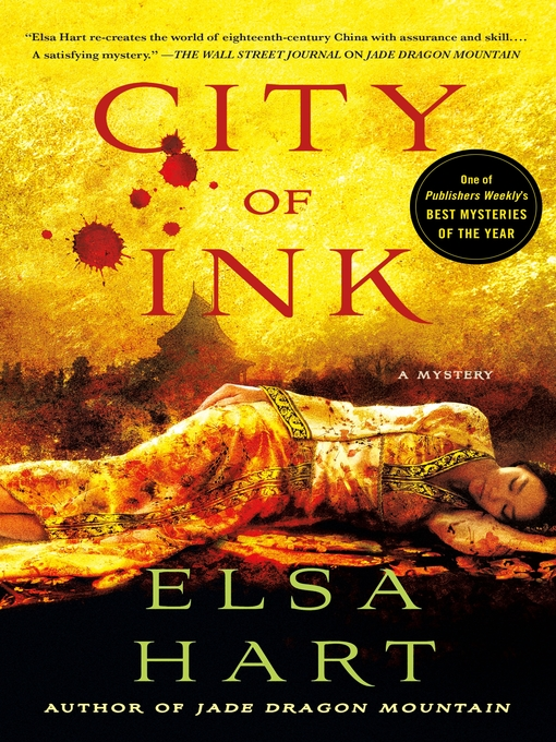 Cover of City of Ink