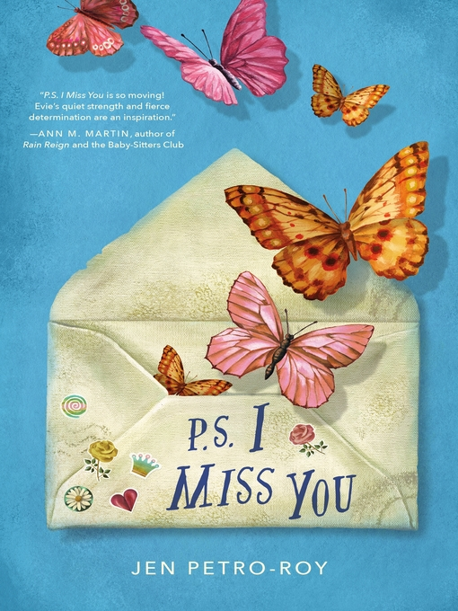 Title details for P.S. I Miss You by Jen Petro-Roy - Wait list