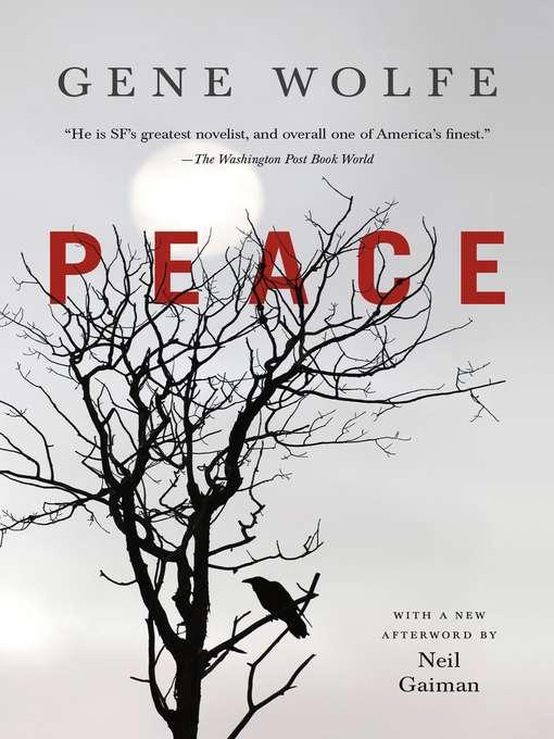 Title details for Peace by Gene Wolfe - Available