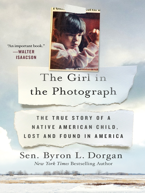 Title details for The Girl in the Photograph by Byron L. Dorgan - Wait list
