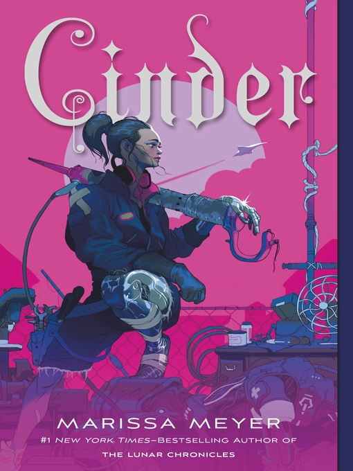 Title details for Cinder by Marissa Meyer - Wait list
