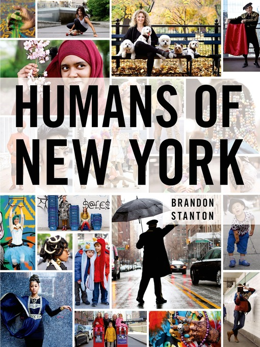 Title details for Humans of New York by Brandon Stanton - Available