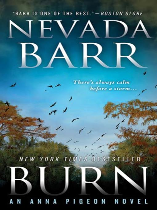 Title details for Burn by Nevada Barr - Wait list