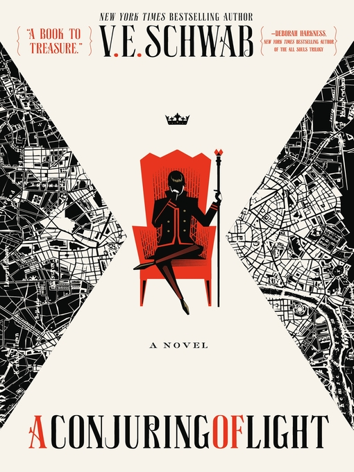 Title details for A Conjuring of Light by V. E. Schwab - Available