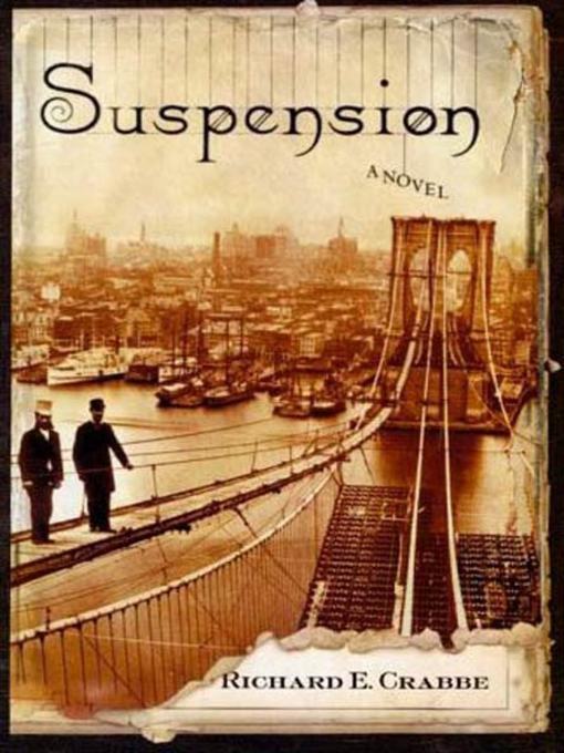 Title details for Suspension by Richard E. Crabbe - Wait list