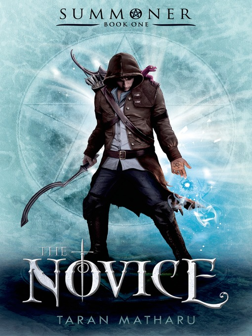 Cover of The Novice