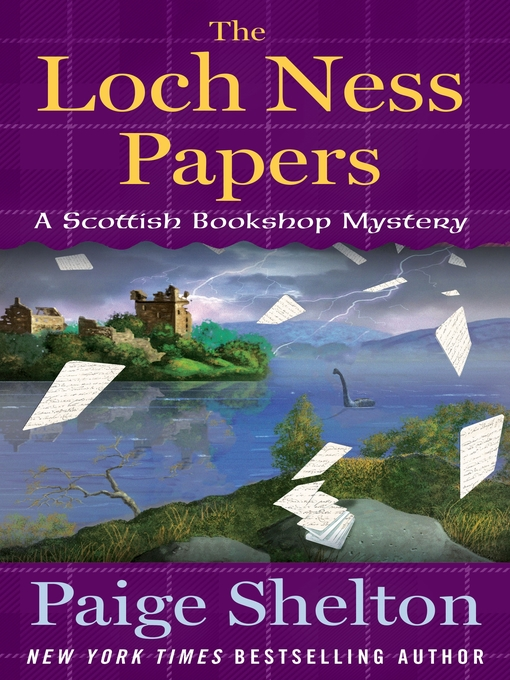 Title details for The Loch Ness Papers by Paige Shelton - Available