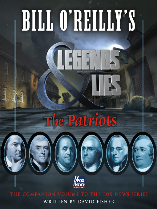 Title details for The Patriots by David Fisher - Available