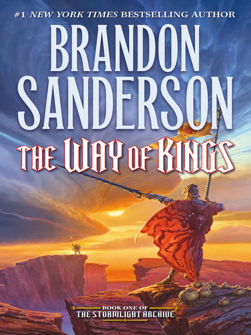 Title details for The Way of Kings by Brandon Sanderson - Wait list