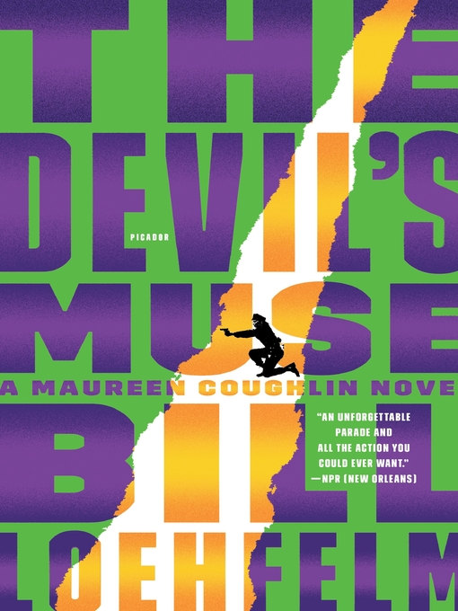 Cover of The Devil's Muse