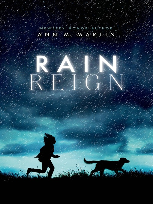 Title details for Rain Reign by Ann M. Martin - Wait list