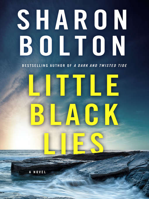 Title details for Little Black Lies by Sharon Bolton - Wait list