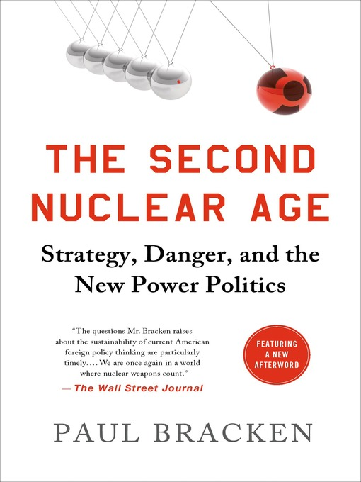 Cover of The Second Nuclear Age