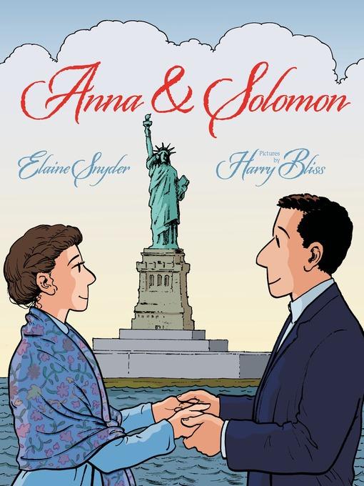Title details for Anna & Solomon by Elaine Snyder - Wait list