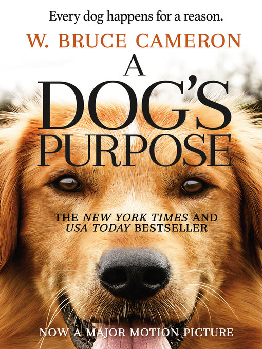 Cover image for A Dog's Purpose
