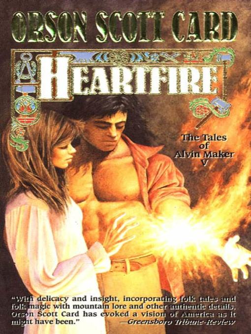 Title details for Heartfire by Orson Scott Card - Available