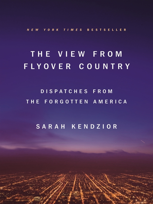 Title details for The View from Flyover Country by Sarah Kendzior - Available