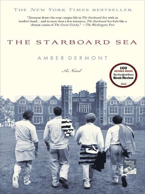 Title details for The Starboard Sea by Amber Dermont - Wait list