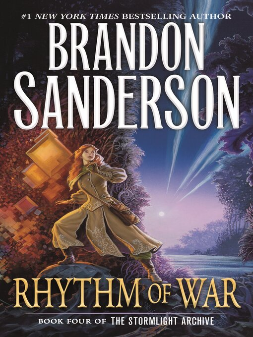 Title details for Rhythm of War--Book Four of the Stormlight Archive by Brandon Sanderson - Wait list