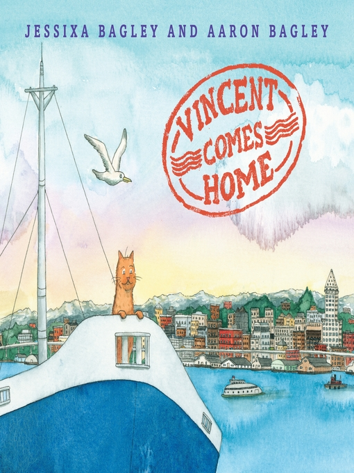 Title details for Vincent Comes Home by Jessixa Bagley - Available