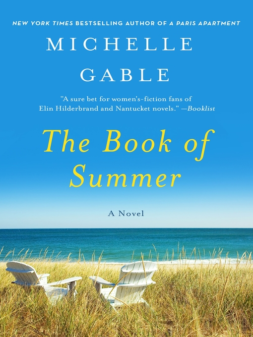 Title details for The Book of Summer by Michelle Gable - Wait list