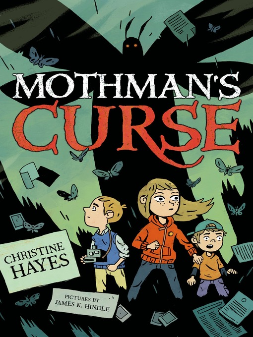 Title details for Mothman's Curse by Christine Hayes - Wait list