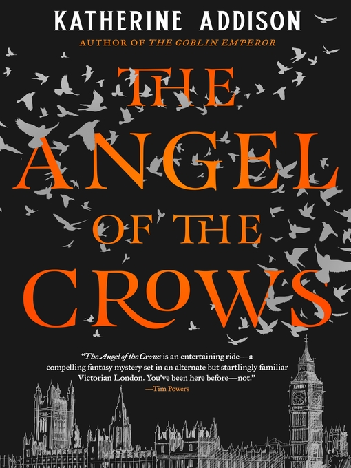 Cover: The Angel of the Crows