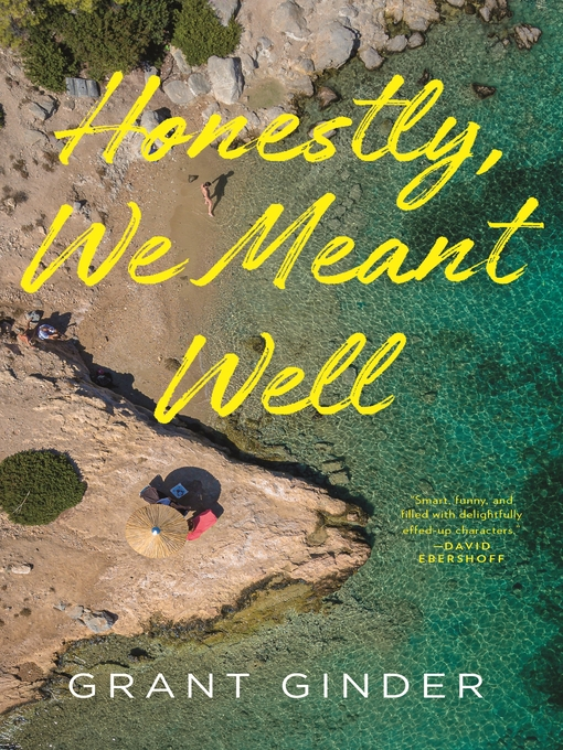 Title details for Honestly, We Meant Well by Grant Ginder - Wait list