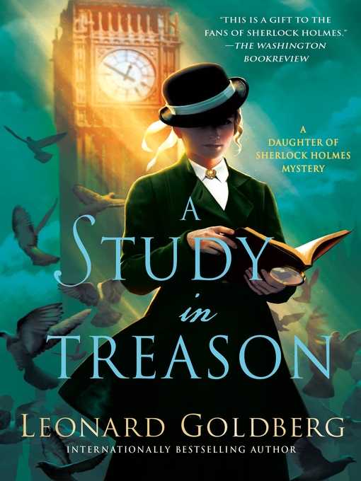 Title details for A Study in Treason by Leonard Goldberg - Wait list