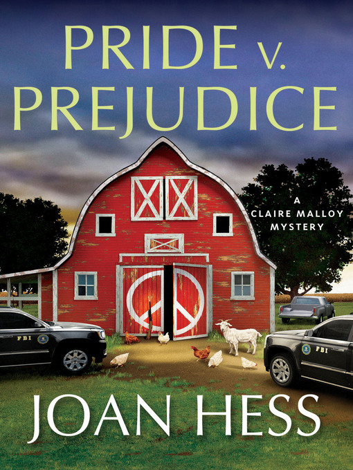 Title details for Pride v. Prejudice by Joan Hess - Available