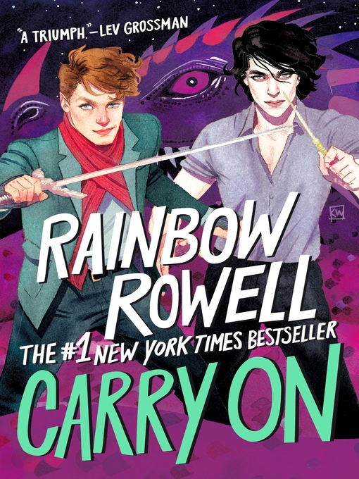 Title details for Carry On by Rainbow Rowell - Wait list